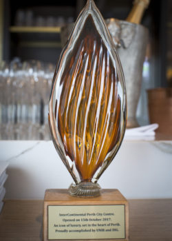 InterContinental Perth City Centre Award